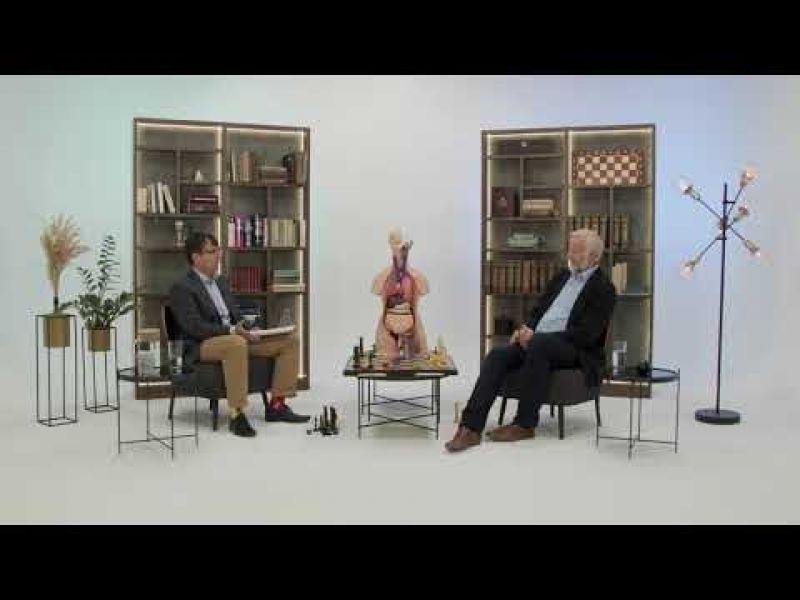 Rozhovor Martina Harantu s Dr. Alojzom Bombom o výskume modulácie črevného mikrobiómu a vývoji probiotík